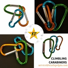 Cheap Rock Climbing Carabiner