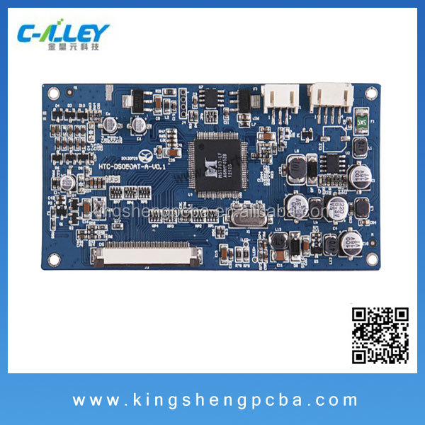 used car diagnostic scanner surface mount technology PCB assembly