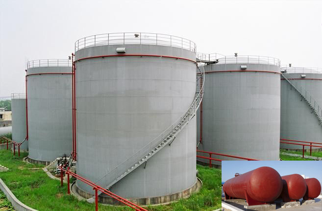 SRON Brand Tanks For Fuel For Sale