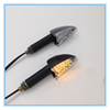 Universal 12V 1.3W 12 LED Motorcycle/Motorbike Turn Signal Indicators Blinker Amber Light Lamp Bulb for motorcycle.