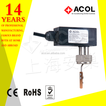 ACOL brand brass water flow control for engineer projects