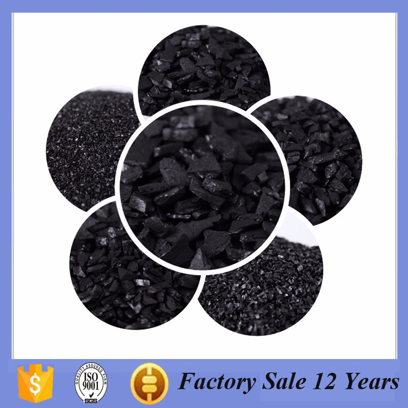 Activated Carbon Coconut Base