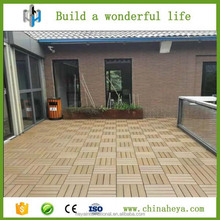 Chinaheya plastic wood composite outdoor prefab deck kits