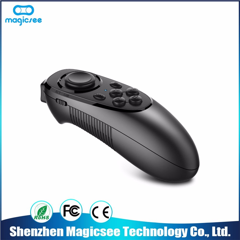 Fashionable Design Mokate bluetooth remote control shutter controller of vr glasses