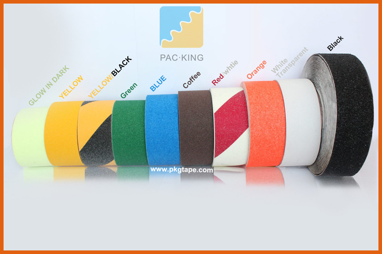 Different colors transparent Anti Slip Tape
