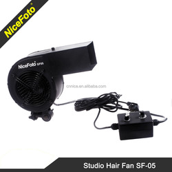 NiceFoto Photography studio equipment Studio hair fan