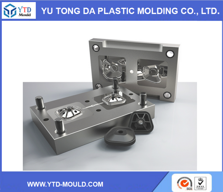 Hot runner plastic injection mould from mould in Shenzhen China