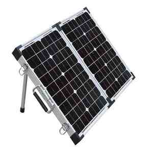CE approved 200w folding panel connect to solar inverter for Mexico market