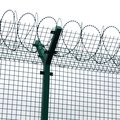 wholesale cheap high tensile 358 anti climb fence price