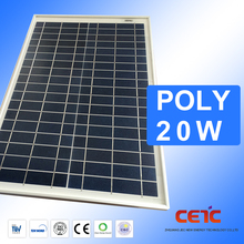 Poly Solar Panel Module 20W With Good Quality And Lowest Price