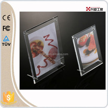 chinese cheap acrylic picture frame