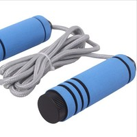 New products 2015 fitness equipment skipping rope lead weight Jump Rope