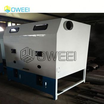 China hot sale commercial cotton waste recycling machine
