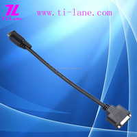 ISO14000 Display port male to DVI-D Male cable