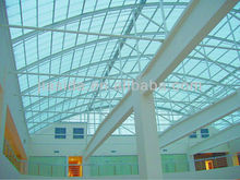 newest polycarbonate roofing material sheet for roof/awning/canopy/greenhouse