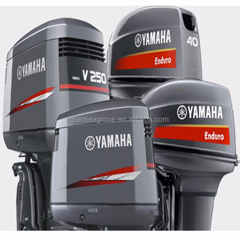 Outboard yamahas motor 2 stroke, 9.9hp