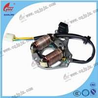 Wholesale For Sales Motorcycle Parts Mangeto Stator Coil For Scooter Magneto Coil Stator