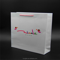 Customized Lovely Printing Packaging Paper Bag for Children