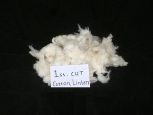 Raw COTTON LINTERS:1st cut, 2nd cut & 3rd cut, Stocks/Availability