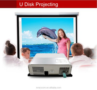 3000lumens 3D holographic projector for advertising,3D data show projector
