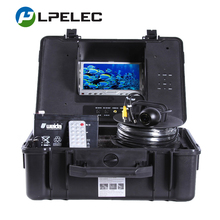 200M Underwater Video Inspection Camera Deep Sea Explore Review Inspection Waterproof Camera Kits For Fishing Boating