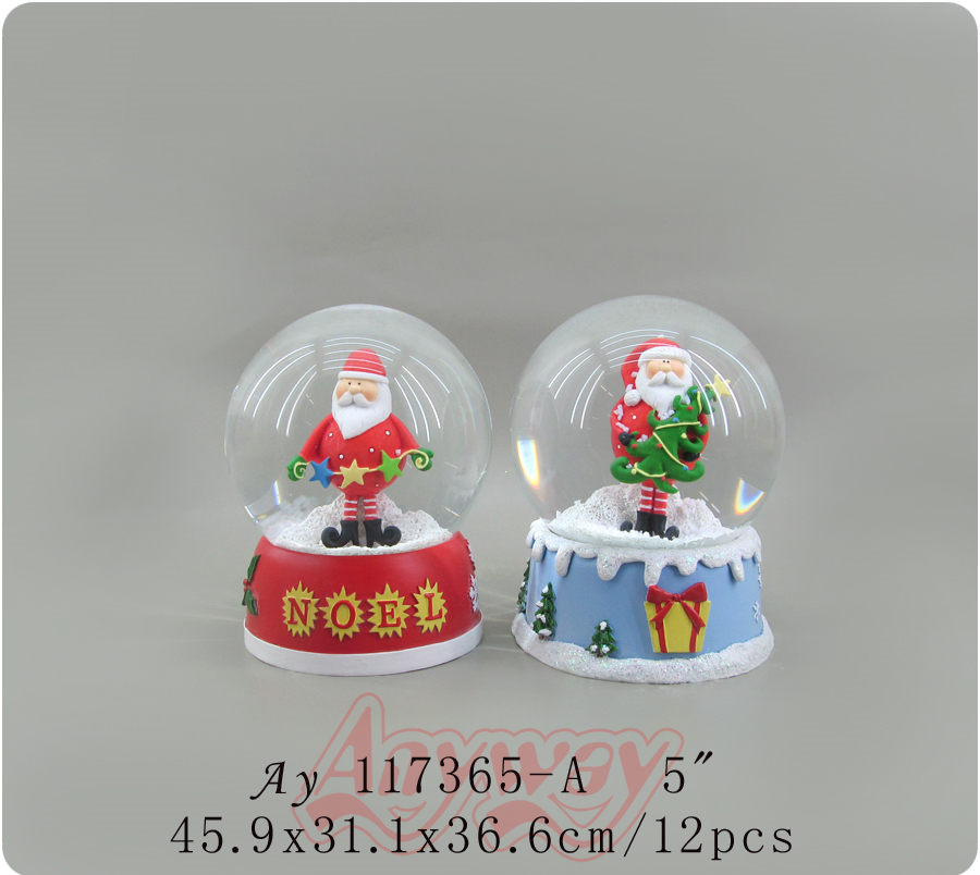 Christmas ornament tree decoration with LED light