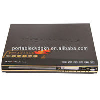 DVD movies player with high definition output parental lock copy function USB port home DVD player
