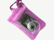 Popular wholesale clear waterproof bag for sony nikon cameras