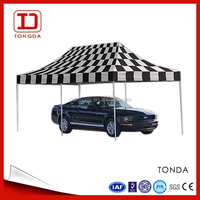 [Lam Sourcing] 10x20 hot sale trade show display advertising outdoor car parking canopy