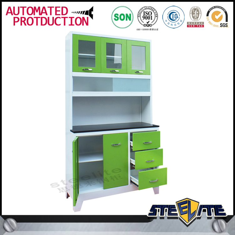 Space saving stainless steel kitchen cabinet/cabinet kitchen/used kitchen cabinet doors