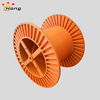 metal steel spool for electric cable wire