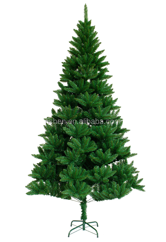 1.8m pvc green color christmas tree 600tips outdoor /indoor decoration christmas tree