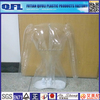 Transparent Female Mannequin, Inflatable Mannequin With Arm Half Body Dummy For Clothes Props