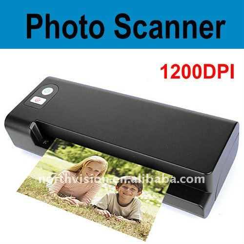 mini USB portable digital photo scanner