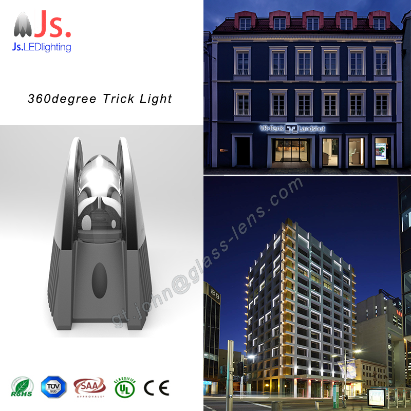IP 66 led window lights for outdoor indoor decoration project