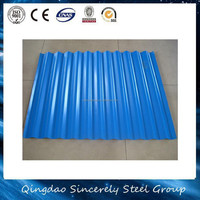 corrugated metal roofingsheet Metal roof tile corrugated for roof and wall use YX15-225-900