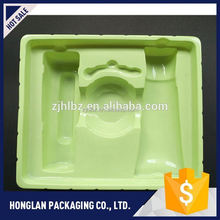 Hot sale disposable pet cosmetic blister tray packaging for sale