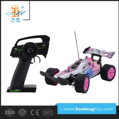 Fashionable design 2.4GHZ sumo jumping bounce stunt toy rc car as speed king