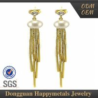 Exquisite Good Prices Crystal Avenue Earrings