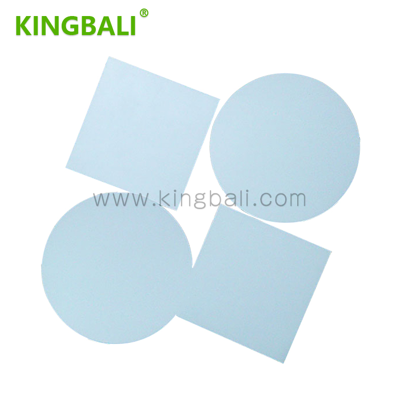 PET Reflective UV Protection Diffuser Film Paper Light Transmittance Backlight Film for LED panel