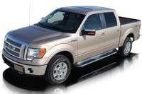 7inches 304 Stainless Steel Running Board For FORD Truck