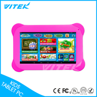 New Children Mofing kids study writing play learning pad education tablet for Kids,7 inch Price wholesale android kids tablet PC