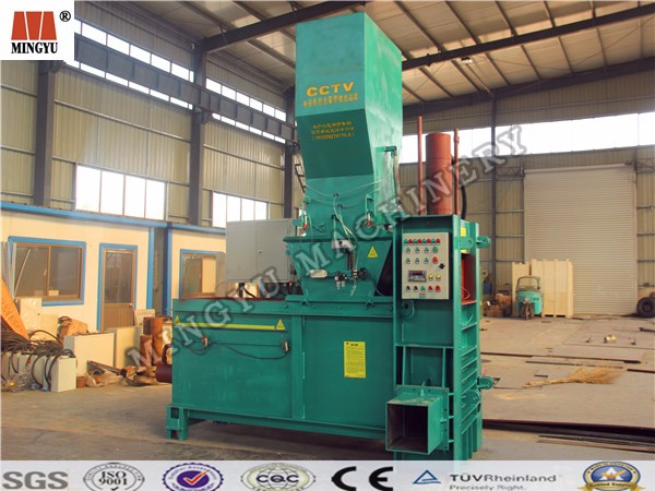 Hydraulic compress straw baling machine/rice straw packing machine
