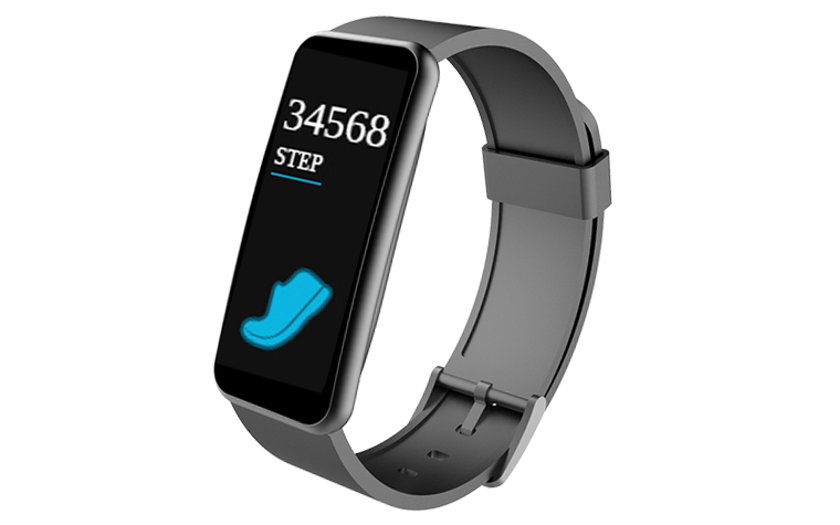 2017 APPSCOMM Smart Watch Bluetooth Pedometer Colorful Touch Screen Waterproof Fitness Tracker