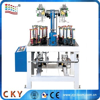 2016 High Quality Taping Machine Rope Braiding Machine Rewinding