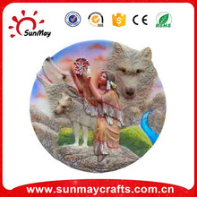 tourist souvenir resin plate