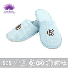 New arrival personalized hotel slippers
