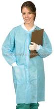 disposable medical Microporous lab coat