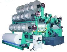 Automatic DX288 Raschel Textile Warp Knitting Machine