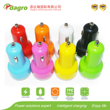 A24 High Speed USB Car Charger 2.1A Adapter for iPhone 5c, 5S, 6 6 Plus 7
